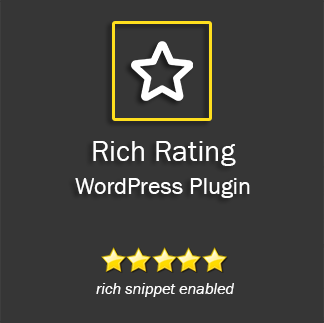 Rich rating – WordPress plugin